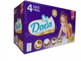 Dada plenky Extra Care 4 Box- 7-18Kg 100Ks